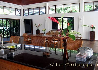 Villa galanga quality living thailand sun holidays for Galangal living