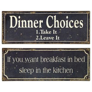 Traditional Novelty Signs by Fratantoni Lifestyles
