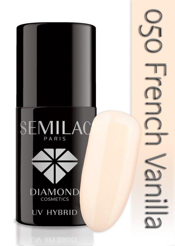 Semilac Lakier Hybrydowy 050 French Vanilla 7ml