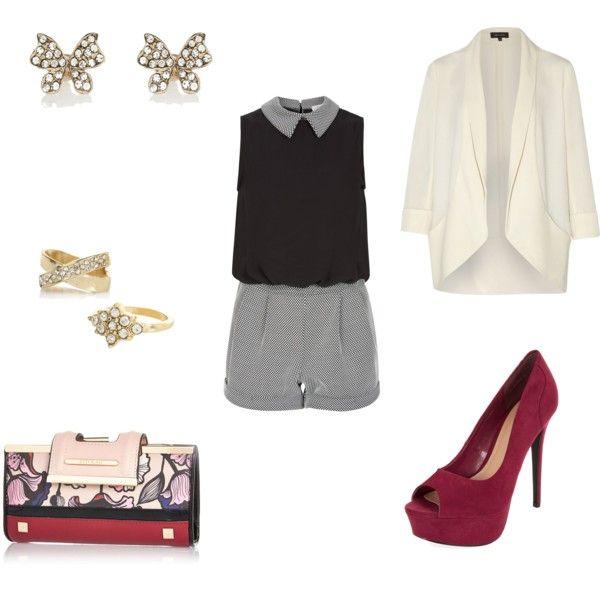 """Nightout #5"" by frkhilde on Polyvore"