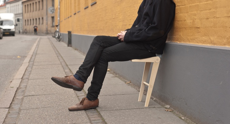 The Occasion Chair by Jens Vium Skaarup