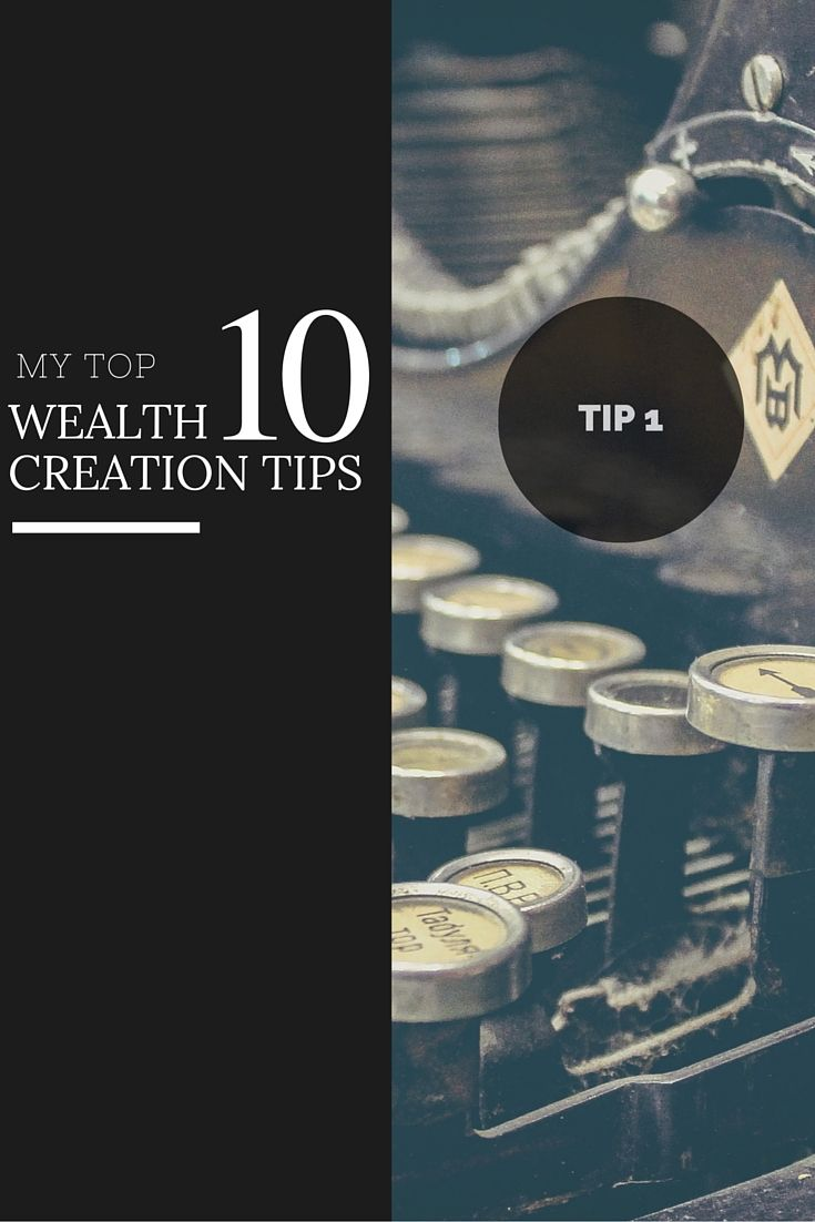 1. Understand where you want to be. Everybody has wildly different perceptions about money and what wealth means – you have to discover what wealth means to you: one man's riches may be peanuts to somebody else. Think about what you really want in terms of money: in my experience people always need much less than they originally think. #MoneyTips #saving #wealth #entrepreneur #experience #goals #financialfreedom #freedom