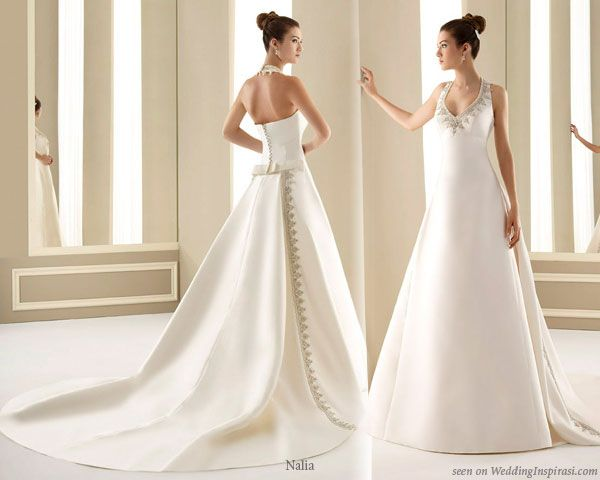 1000+ Ideas About Structured Wedding Dresses On Pinterest