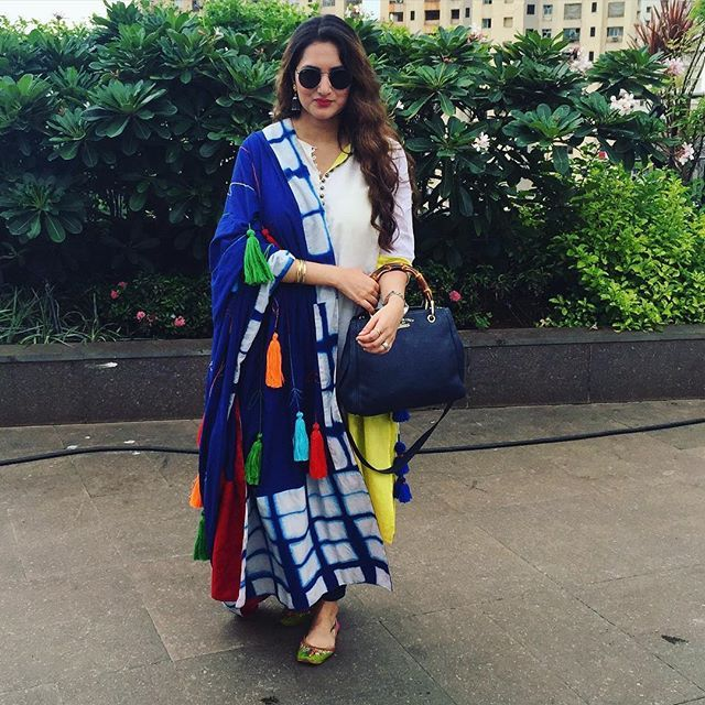Summer freshness! Can't wait to wear this beautiful dupatta this season. #loveit #sonuandjasleen #fashionbombay #snjoutfits