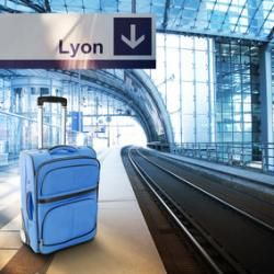 gare Part Dieu, Perrache, Jean Macé..Lyon