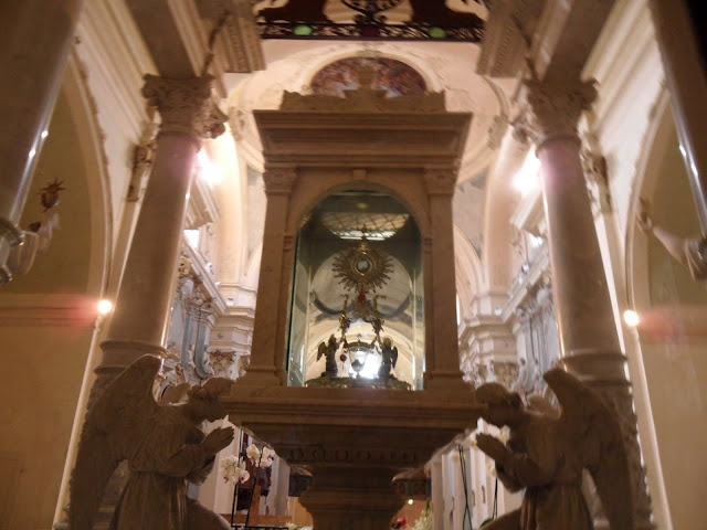 Lanciano, Italy - Eucharistic Miracle at St. Francis Church