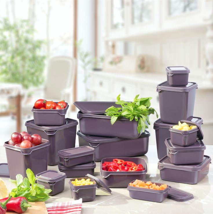 Hediye Zamanı! Görseli beğenip yorum kısmına #madamecoco yazan şanslı takipçilerimize gıda ile temasa uygun 4'lü saklama kabı seti hediye :)