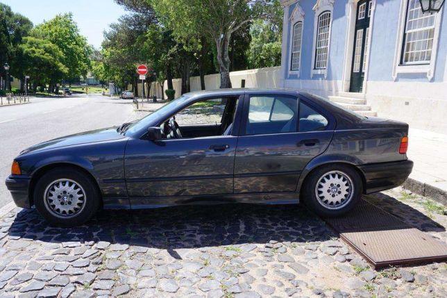 BMW 316i GPL todo revisionado preços usados
