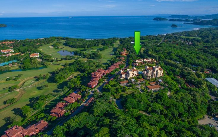 Reserva Conchal home site Golf and Beach community for sale