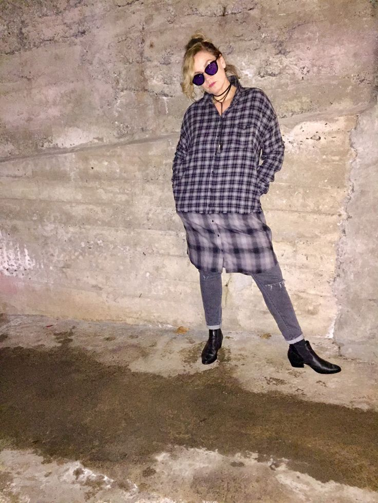 """I added """"Fashionable Female Flannel – the f-word paradox"""" to an #inlinkz linkup!https://thefwordparadox.com/2017/02/15/fashionable-female-flannel/"""