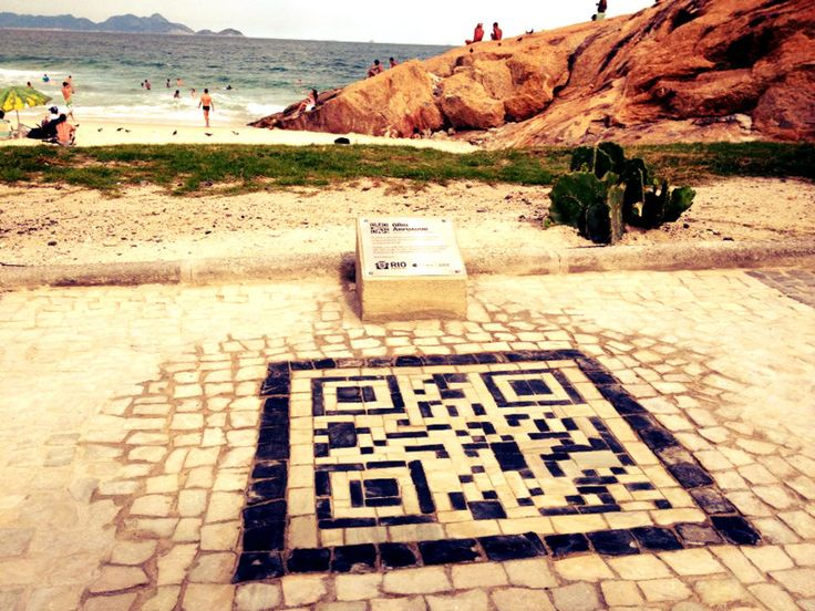 Rio Gets Smart with QR Codes #Brazil