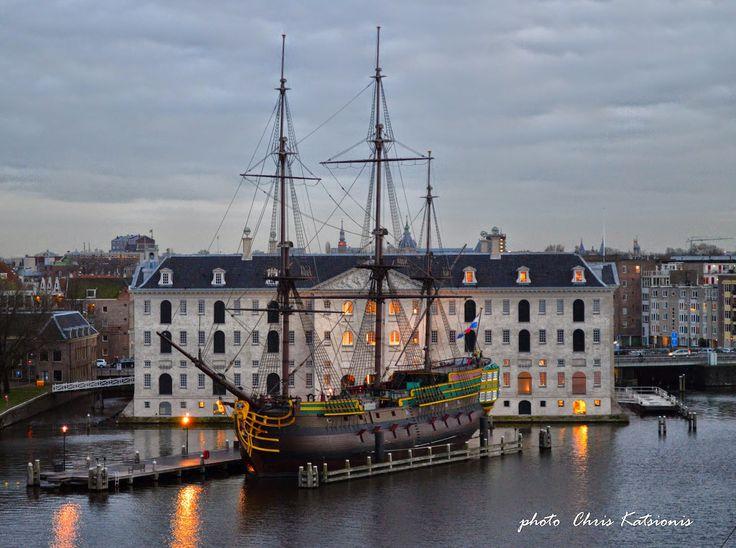 Travel in Clicks: Amsterdam - Maritime Museum