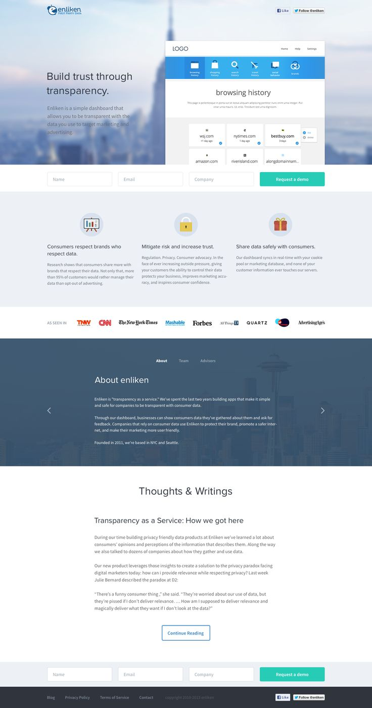 Landing Page Design that includes the concept and everything is put logically, so it converts with the sole purpose that has been made.