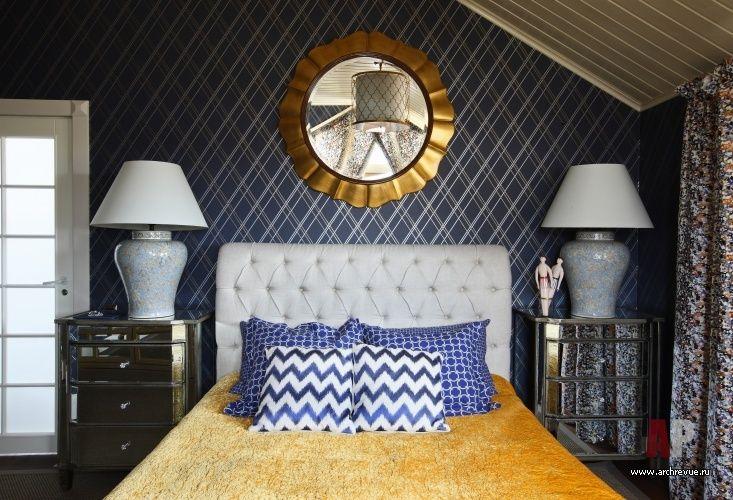 Фото интерьера гостевой дома в стиле фьюжн