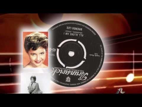 Brenda Lee - *All Alone Am I* 1962 - This my personal favorite of hers. YouTube