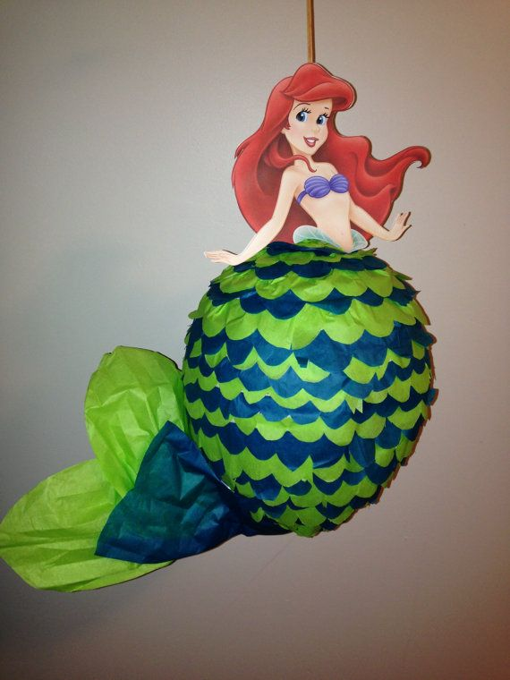 Disney Princess Pinata Elsa Anna Rapunzel by ...