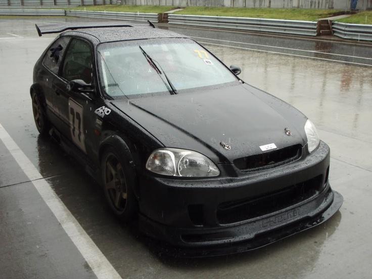 JDM Honda Civic Type R - EK9 Race car project nearing ... Import Tuner Civic