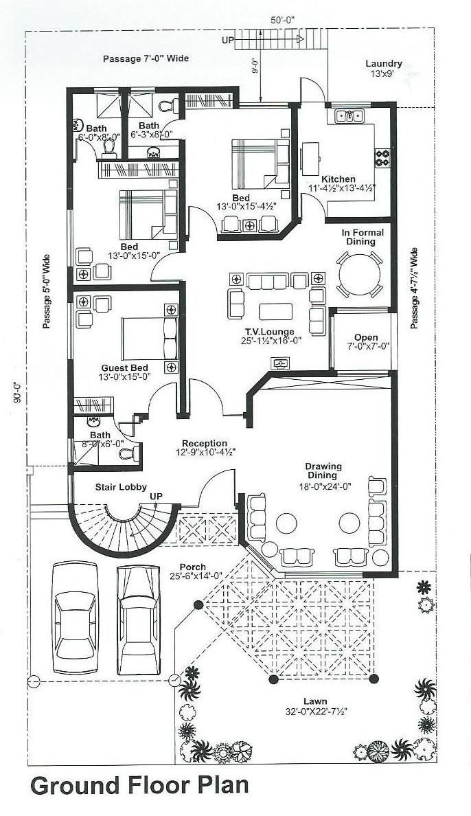 Pin By Ef Joyce On Layout Plans In 2020 Single Storey House Plans Model House Plan Budget House Plans