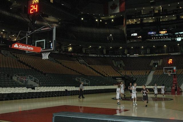 The court of #ACC @Toronto con il @mastersbs