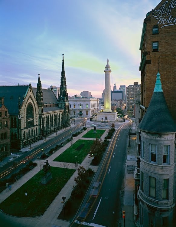 Miss you Baltimore.<3