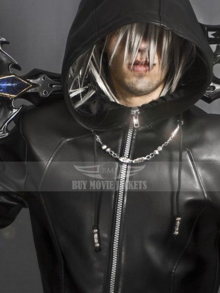 Get Mysterious Organization XIII Enigma leather Coat ,This trench coat is attractive and can be worn to all the casual and semi casual occasions, like Halloween. You will look awesome upcoming Halloween event.