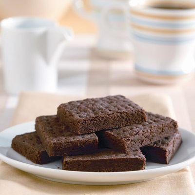 Chocolate Shortbread Cookies recipe. Diabetic Gourmet Magazine.