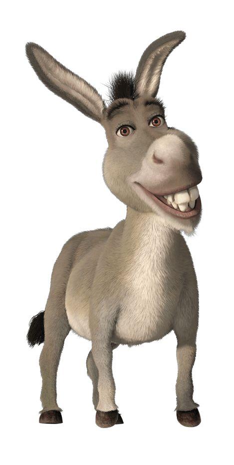 Cartoon Characters: Madagascar and Shrek (PNG)