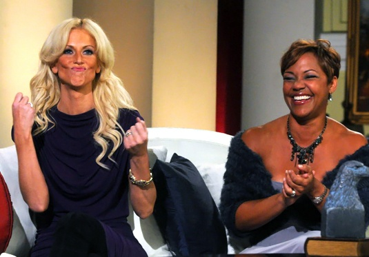 Real Housewives of DC- RIP! Miss them!