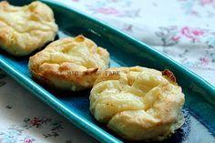 Focaccine di patate con formaggio|ricetta salata
