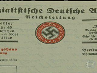Diário de confidente de #Hitler é encontrado nos Estados Unidos