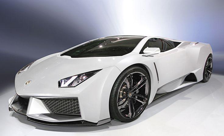 Lamborghini Murcielago II Concept Render
