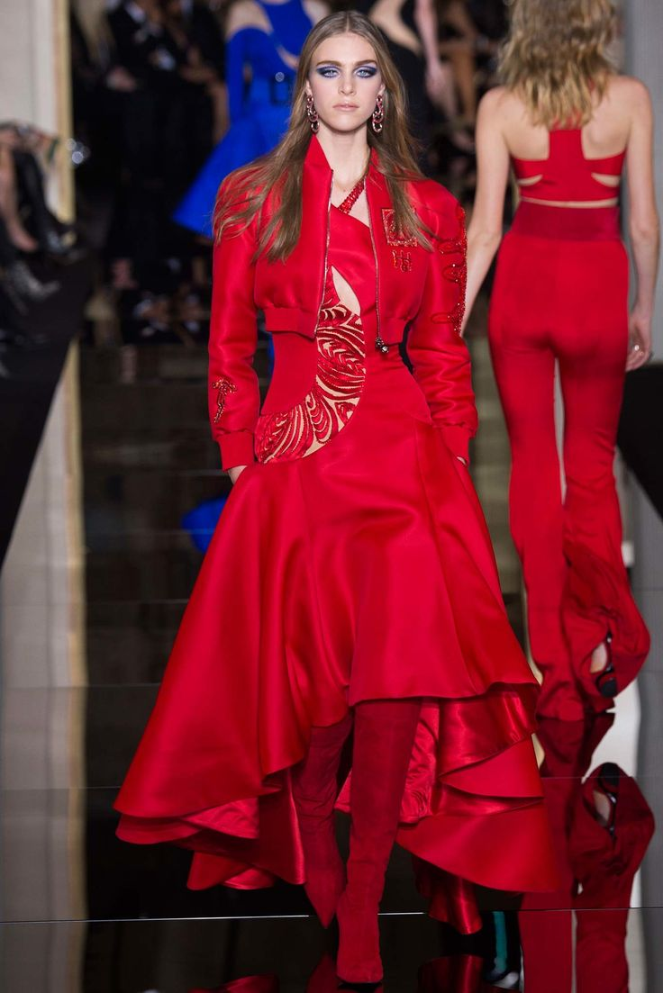 nike huarache 2k4 cleats 10 5 Atelier Versace Spring 2015 Couture Collection Photos   Vogue