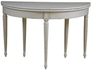 Foldable Round Dining Table