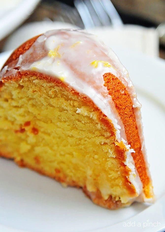Lemon Cake Recipies With Cake Mix