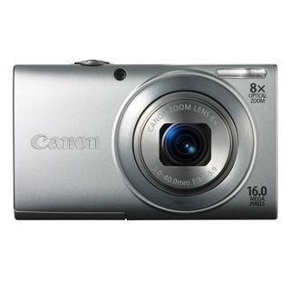 "Canon PowerShot A4000 IS 16MP 8x Optik 3.0"" Lcd Dijital Kompakt Gümüş :: elektroyal"