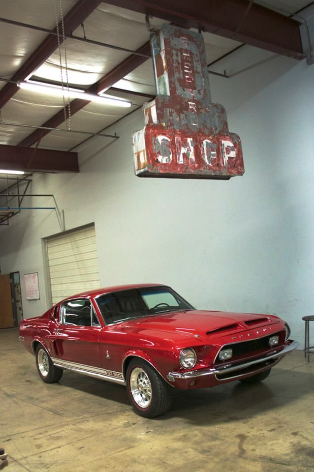 gas monkey shelby mustang - photo #18