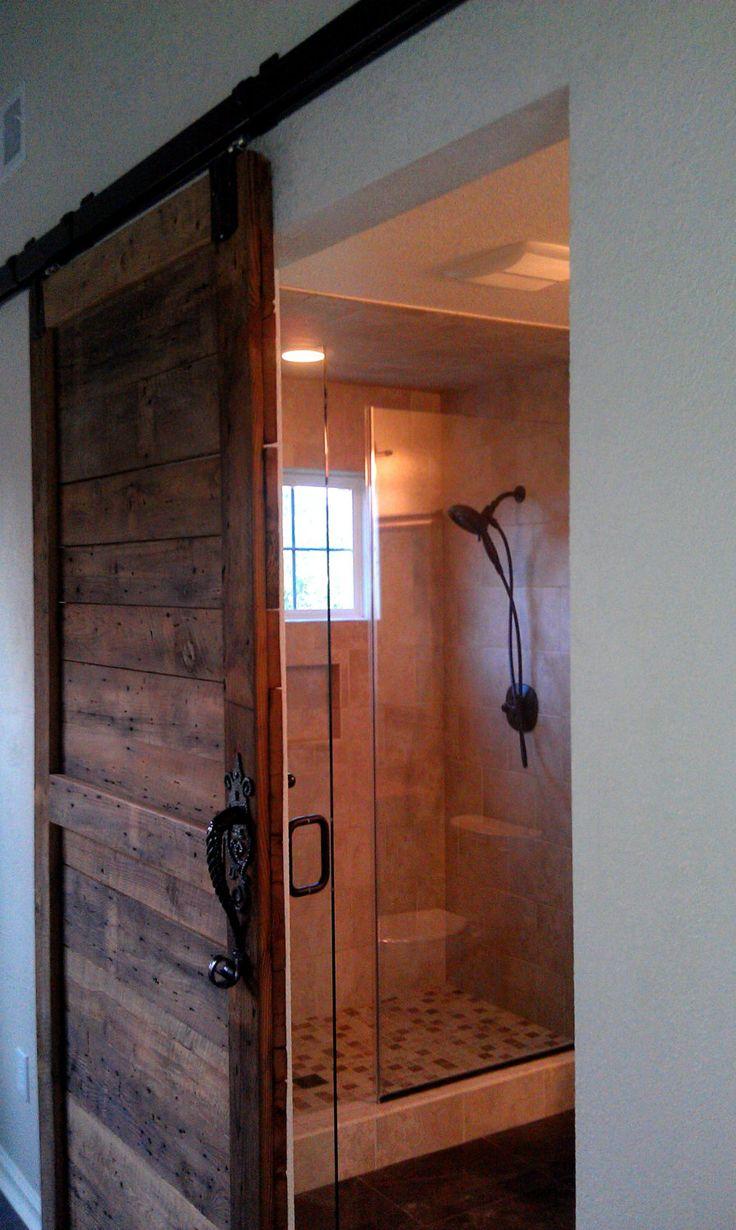 Portes coulissantes en bois Grange par classypickers sur Etsy