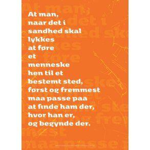 Olsen, Søren Kierkegaard Citat / 2
