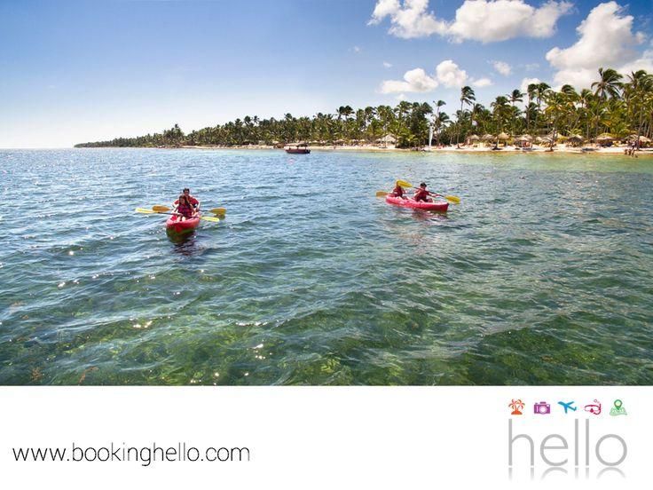 EL MEJOR ALL INCLUSIVE AL CARIBE. Las playas de República Dominicana son perfectas para la relajación, pero si de pronto sientes que le hace falta un poco de diversión a tu día, en Booking Hello te invitamos preguntar por las actividades que te ofrece el resort Catalonia en el que te estás alojando y así, agregarle más emoción a tus vacaciones. Si deseas consultar más información, te invitamos a visitar nuestro sitio en internet www.bookinghello.com.