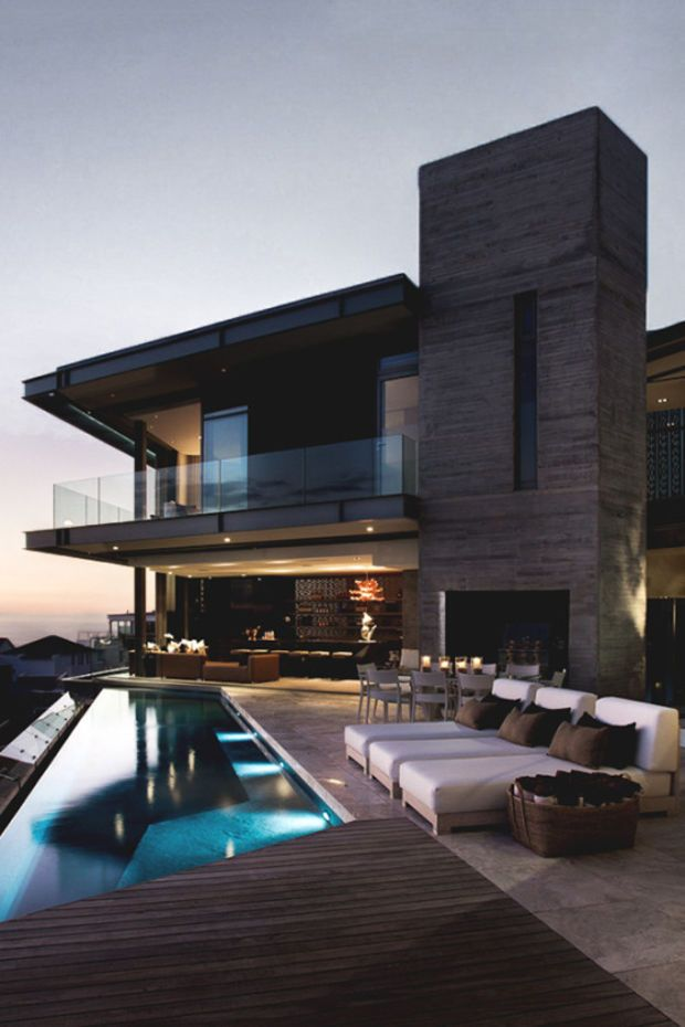 Terrific 17 Best Ideas About Modern Houses On Pinterest Modern Largest Home Design Picture Inspirations Pitcheantrous
