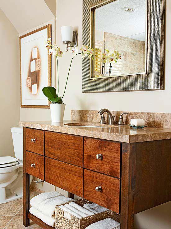 Earthy Bathroom Decorating Ideas best 25+ neutral frameless mirrors ideas only on pinterest