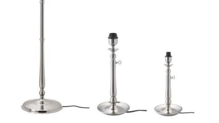 Recalls: Gothem lamps Reason: Electrical shock hazard - Gothem-lampen tilbakekalles fordi den kan gi elektrisk støt.
