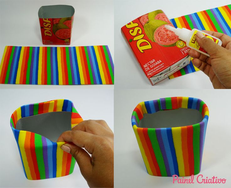 modelo lembrancinha palhaco EVA caixinha de leite Dia das criancas aniversario volta as aulas alunos escola reciclagem (3)