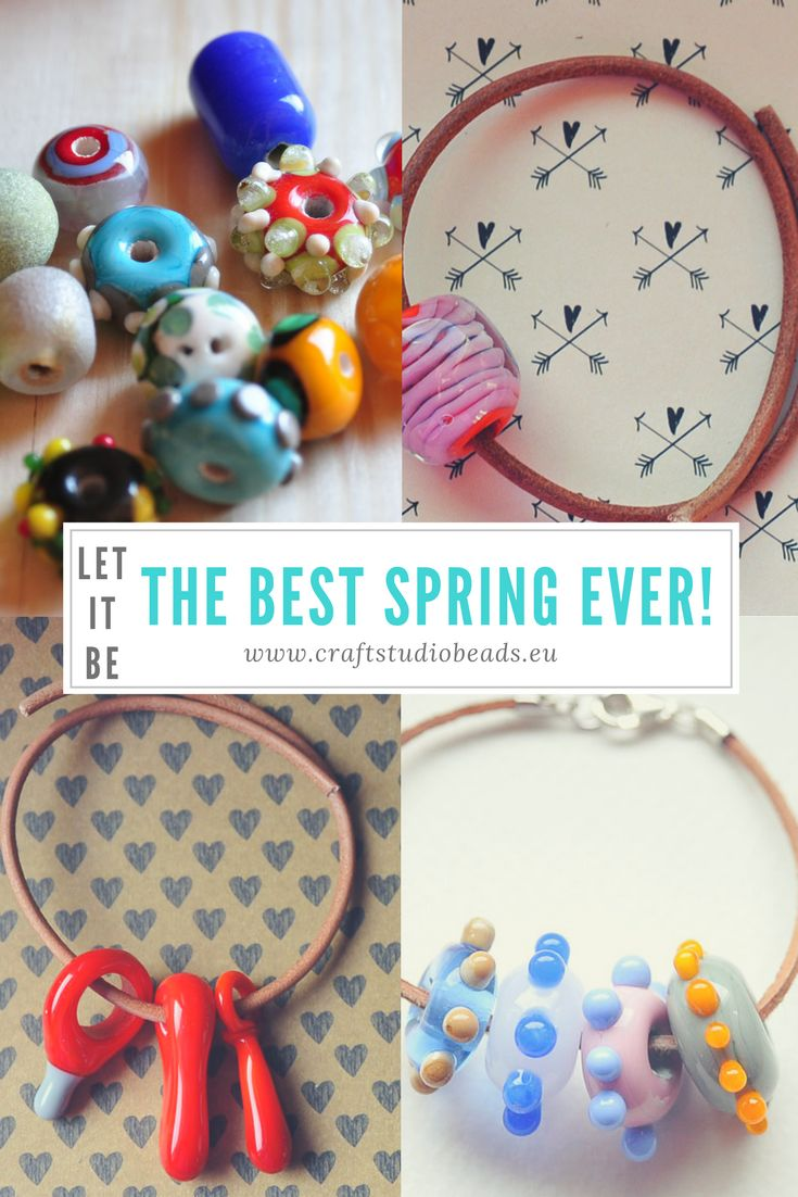 Let it be the best spring ever!
