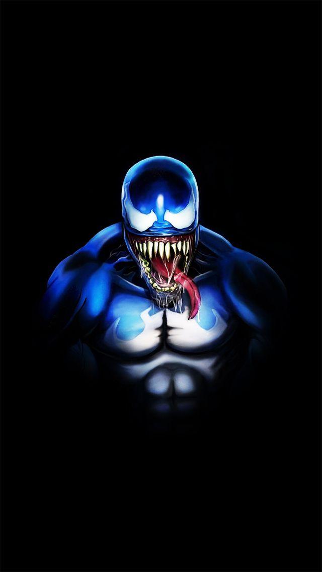 Marvel Venom Marvel Venom iPhone Wallpaper Phone