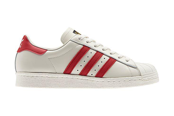 La mejor zapatilla 28 imágenes en Pinterest Flats, Adidas zapatos y nueva