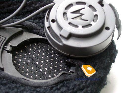 Motorola S11-FLEX HD - беспроводные наушники для любого iPhoneiPodiPad
