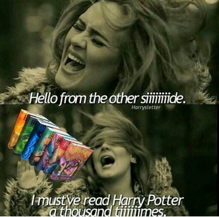 #2 in humor! in dit boek vind je grappige Harry Potter plaatjes.