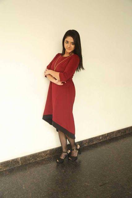 Shriya Sharma Latest Hot Glamourous Spicy PhotoShoot Images At Nirmala Convent Movie Release Press Meet  actress Shriya Sharma