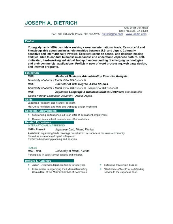 job resume creator resume builder template for first job all